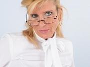 Blond Cougar Crystal Jewel Strips