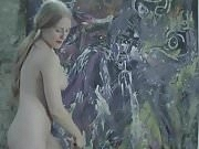 Nude Painting by Lucy M.