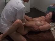 Japanese milf massage