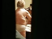 Milf undressing 4
