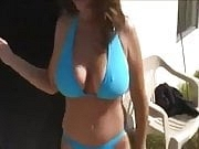 Beautiful Hot Bodied Woman Working A Cock