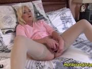 Pussy Juicy in My Panties, Cock in My Cunt