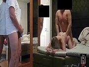 party sex,husband watsinng